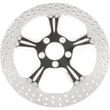 "Performance Machine CONTRAST CUT™ WRATH TWO-PIECE FRONT BRAKE ROTOR 11.5"" [1710-1225]"