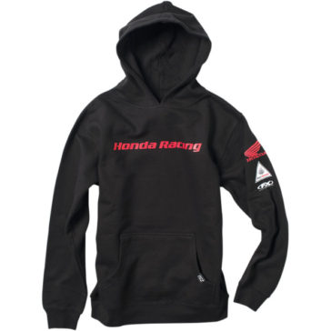 FACTORY EFFEX-APPAREL Honda Racing Hoodie [3052-0393]