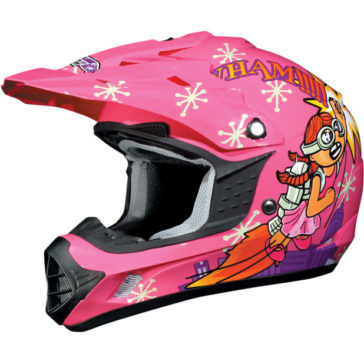 AFX Rocket Girl FX-17Y Helmet [0111-0578]