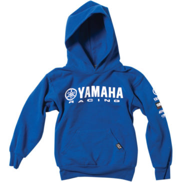 FACTORY EFFEX-APPAREL Yamaha Racing Hoodie [3052-0397]