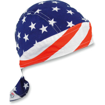 ZAN HEADGEAR Stars and Stripes Flydanna® Headwrap [2504-0075]
