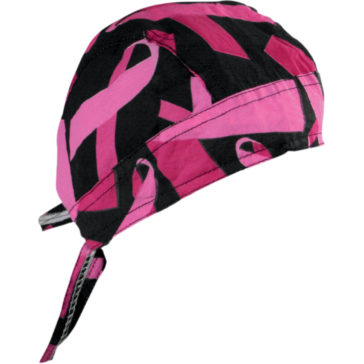 ZAN HEADGEAR Breast Cancer Ribbon Flydanna® Headwrap [2504-0203]