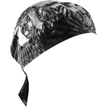 ZAN HEADGEAR Devil Skull Flydanna® Headwrap [2504-0323]