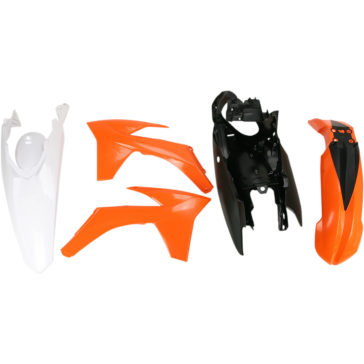 ACERBIS REPLACEMENT PLASTIC KITS [1403-0719] KTM 2011-2012
