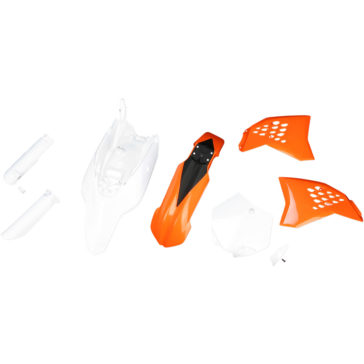 ACERBIS REPLACEMENT PLASTIC KITS [1403-0957] KTM SX65 2009 - 2011