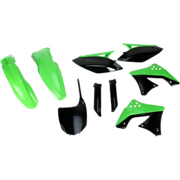 ACERBIS REPLACEMENT PLASTIC KITS [1403-1172] KAWASAKI KX250F 2009 - 2012