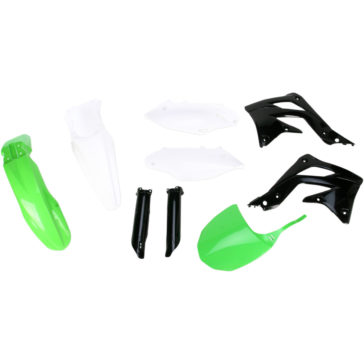 ACERBIS REPLACEMENT PLASTIC KITS [1403-1174]  KAWASAKI KX450F 2012
