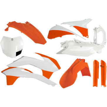 ACERBIS REPLACEMENT PLASTIC KITS [1403-1513] KTM 2013-2014