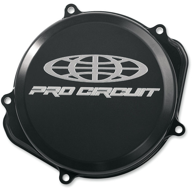 PRO CIRCUIT T-6 CLUTCH COVERS [0940-0466]