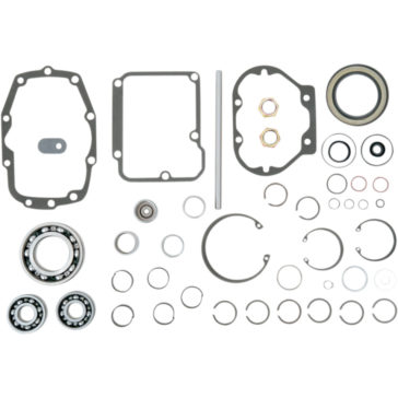 JIMS 6-SPEED SCREAMIN' EAGLE TRANSMISSION REBUID KIT [1104-0010] 1991-2005 SOFTAIL